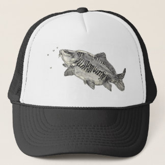 Mirror Carp Hoddie Trucker Hat