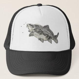 Mirror Carp Hoddie Trucker Hat