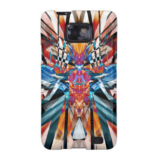 Mirror Image Abstract Samsung Galaxy SII Case