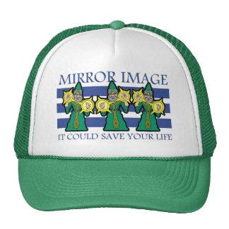 Mirror Image Hats