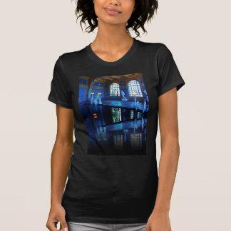 Mirror Image Hearst Castle Indoor Pool T Shirt
