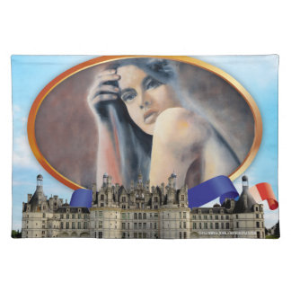 MIRROR IN FRANCE PLACEMAT