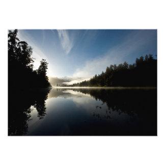 Mirror Lake • Card / Invitation