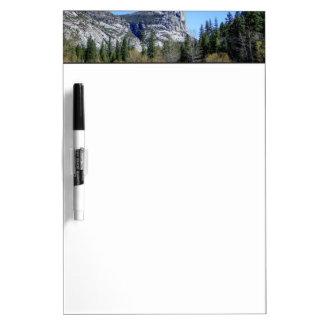 Mirror Lake Dry Erase Board