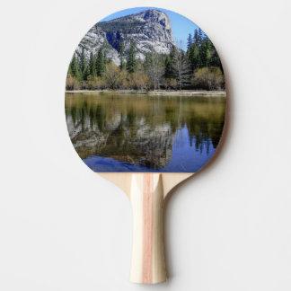 Mirror Lake Ping Pong Paddle