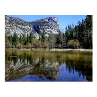 Mirror Lake Postcard
