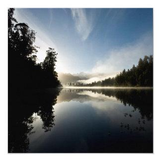 Mirror Lake • Square Card / Invitation