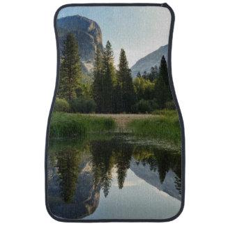 Mirror Lake, Yosemite Car Mat