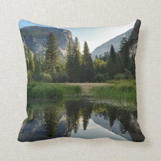 Mirror Lake, Yosemite Cushion