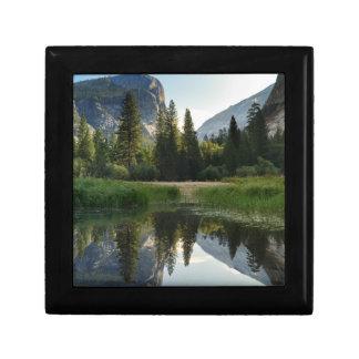Mirror Lake, Yosemite Gift Box