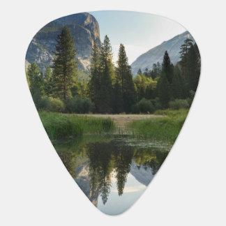 Mirror Lake, Yosemite Guitar Pick