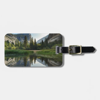 Mirror Lake, Yosemite Luggage Tag