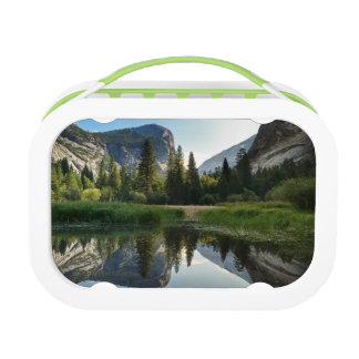 Mirror Lake, Yosemite Lunch Box