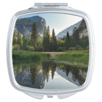 Mirror Lake, Yosemite Makeup Mirrors