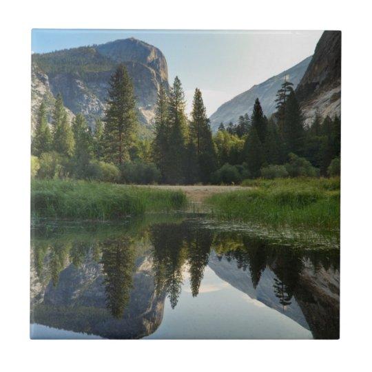 Mirror Lake, Yosemite Tile