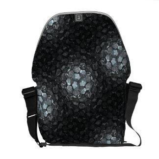 Mirror Magnet custom Fractal art Commuter Bags
