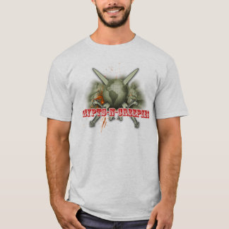 Mirror Mirror CNC Logo T-Shirt