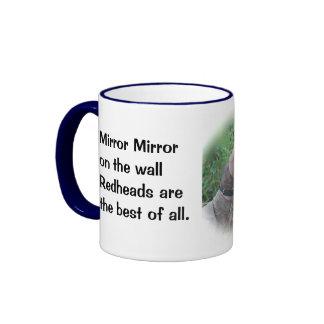 Mirror, Mirror Ringer Mug