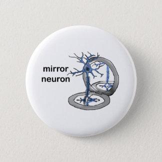 Mirror Neuron 6 Cm Round Badge