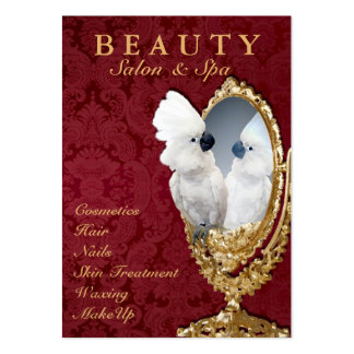 Mirror On The Wall - Business Card