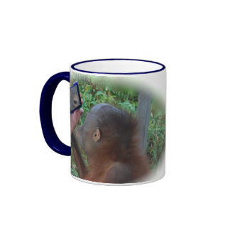 Mirror on the Wall for Redheads Ringer Mug