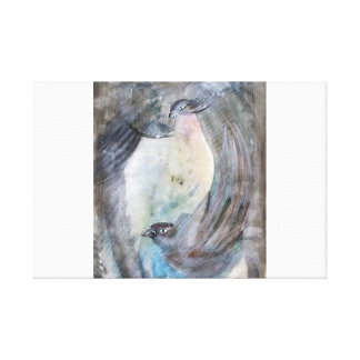 Mirror Stretched Canvas Prints