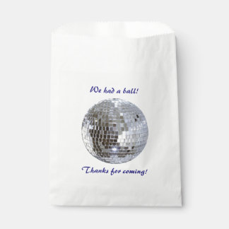 Mirrored Disco Ball 1 Favour Bags