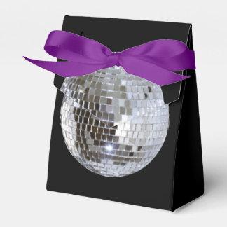 Mirrored Disco Ball 1 Favour Boxes