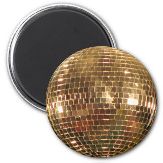 Mirrored Disco Ball 2 Magnet