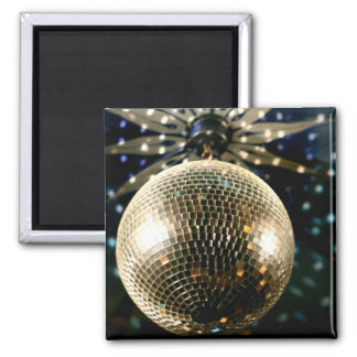 Mirrored Disco Ball 3 Magnet