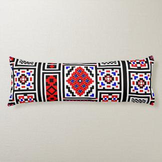 Mirrored Mosaic Body Cushion