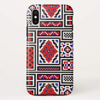 Mirrored Mosaic iPhone X Case