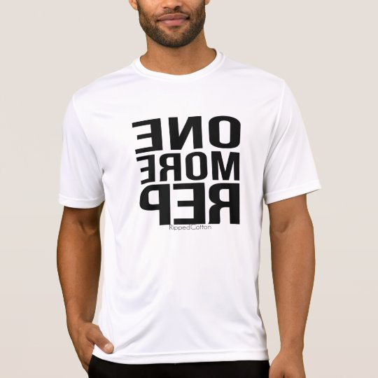 Mirrored: One More Rep T-Shirt