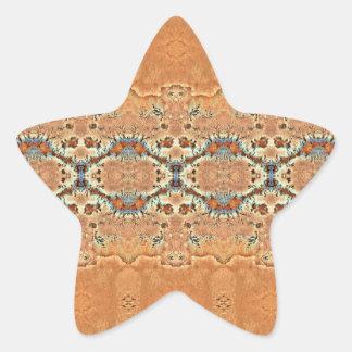 mirroruniverse aerial symmetry star sticker