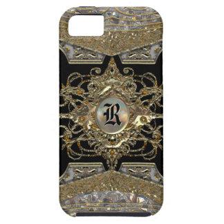 Mirthyse Vestry Baroque Monogram iPhone 5 Cover