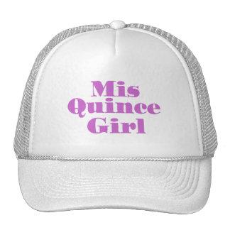 Mis Quince Girl Cap
