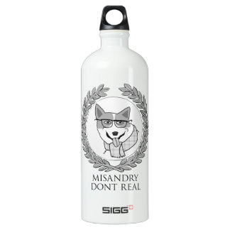 MISANDRY DONT REAL waterbottle SIGG Traveller 1.0L Water Bottle