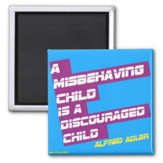 Misbehavior = Discouragement Magnet
