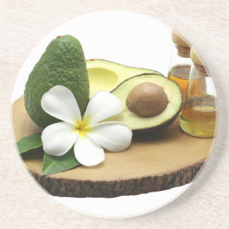 Miscellaneous - Avocado Oil Furnace Beverage Coasters