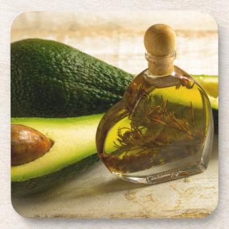 Miscellaneous - Avocado Oil Three Coaster