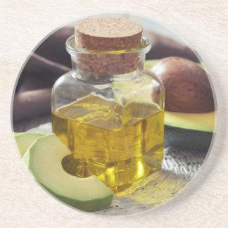 Miscellaneous - Avocado Oil Two Beverage Coasters