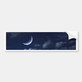 Miscellaneous - Blue Moon Eight Bumper Sticker