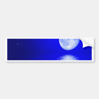 Miscellaneous - Blue Moon Five Bumper Sticker