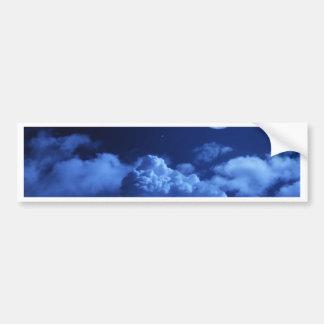 Miscellaneous - Blue Moon Nine Bumper Sticker