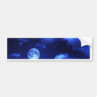 Miscellaneous - Blue Moon One Bumper Sticker
