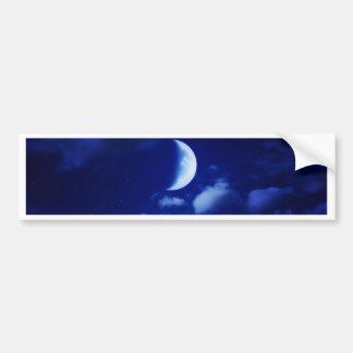 Miscellaneous - Blue Moon Six Bumper Sticker