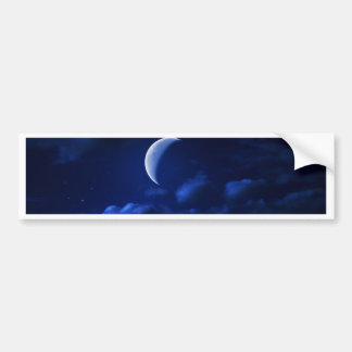 Miscellaneous - Blue Moon Two Bumper Sticker