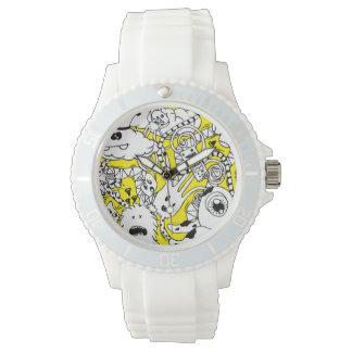 Miscellaneous - Clock Pulse Watch