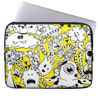 Miscellaneous - Layer Notices Laptop Sleeve