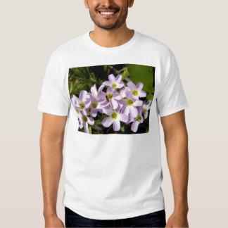 Miscellaneous - Sorrel & Purple Flower Pattern Shirt